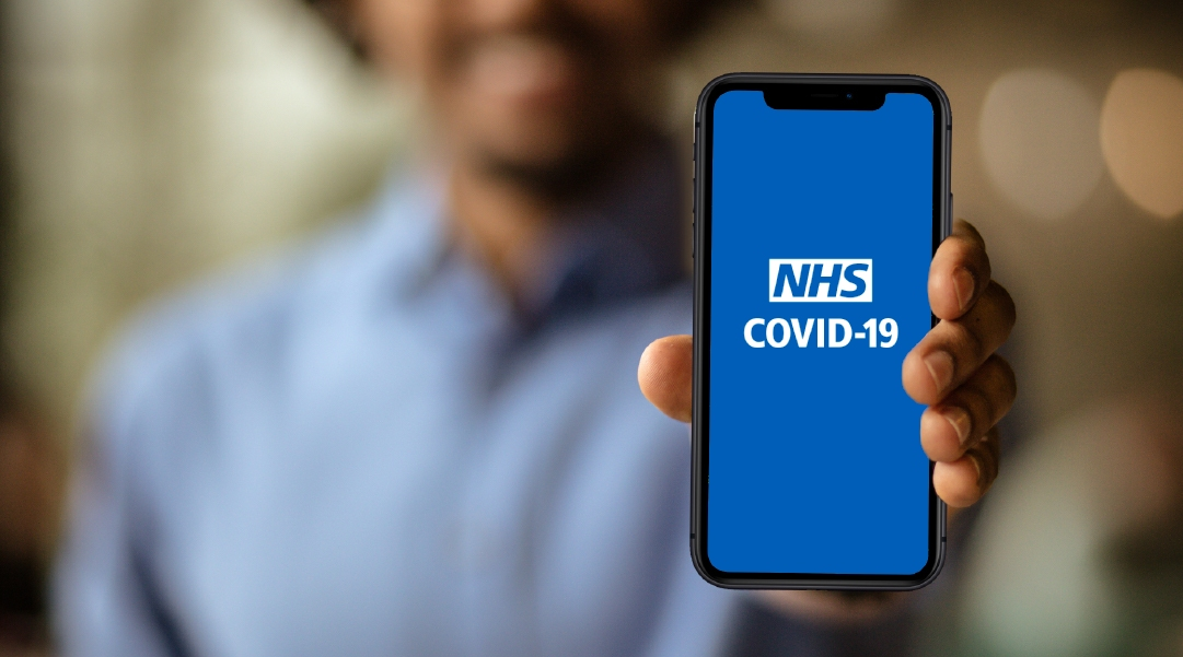 The Nhs Covid 19 App Support Website Nhs Uk